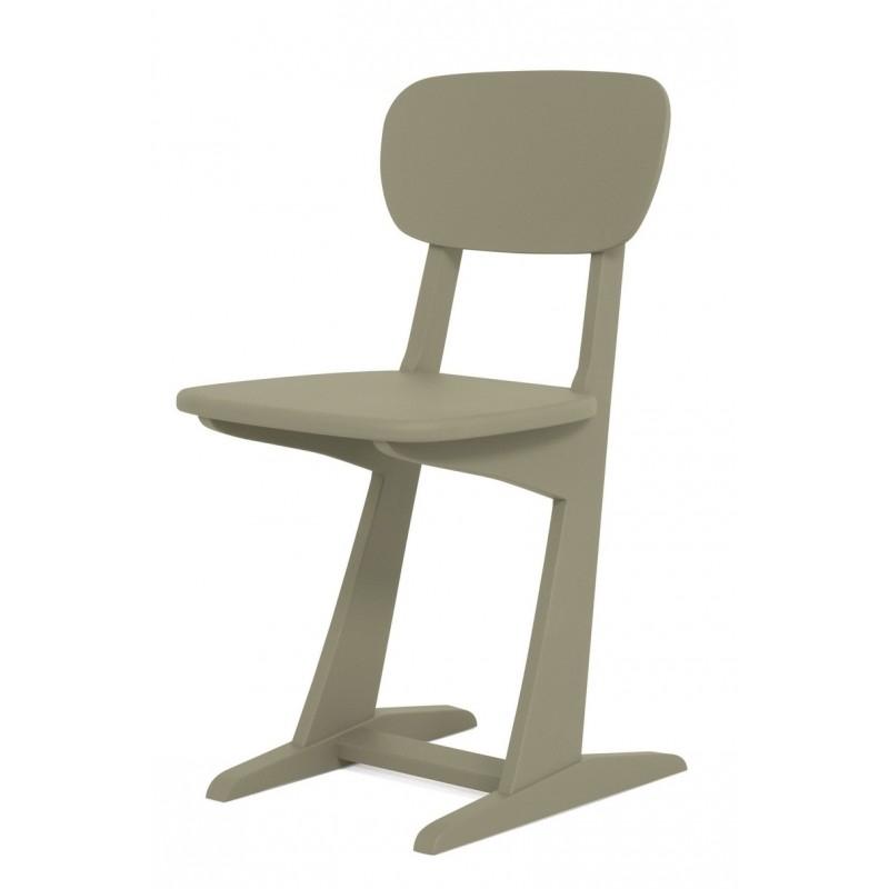 lidor stoel chaise patin vert de gris. Black Bedroom Furniture Sets. Home Design Ideas