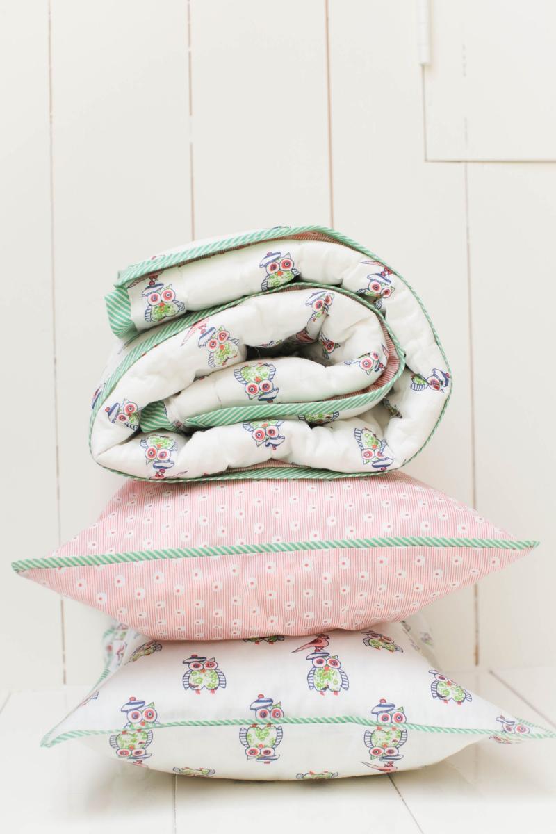 lidor slaapzak uil klein. Black Bedroom Furniture Sets. Home Design Ideas