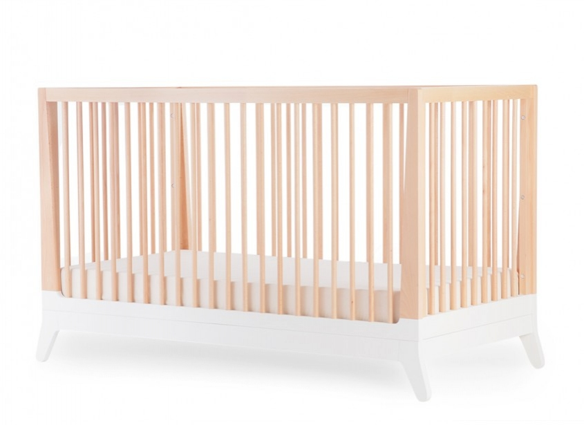 Juniorbed Tot Welke Leeftijd.Lidor Ledikant New Horizon Moonlight Wit 70x140