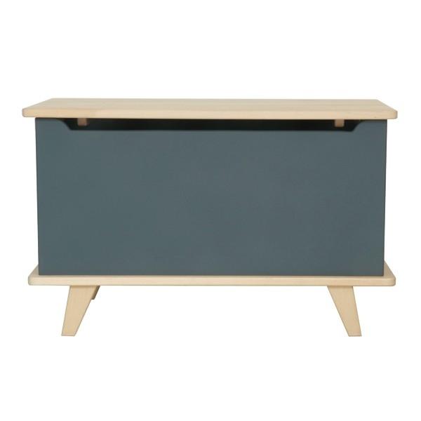 lidor speelgoedkist coffre jouets le coffre gris souris. Black Bedroom Furniture Sets. Home Design Ideas