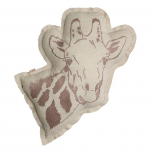 Cushion giraffe van Numero 74