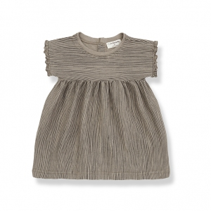 Arlet Dress Khaki van 1 + In The Family