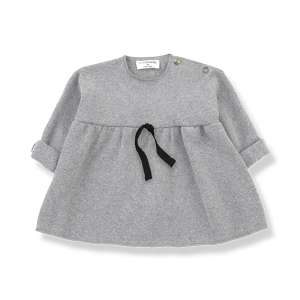 Estela Dress Light Grey  van 1 + In The Family