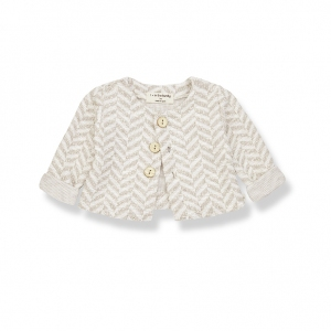 Miriam Jacket Beige van 1 + In The Family