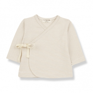 Sol Newborn T-Shirt Beige van 1 + In The Family