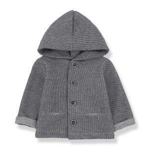 Ugento Hood Jacket Blue Notte van 1 + In The Family