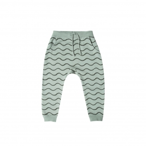Sweatpants Rolling Waves van Rylee & Cru