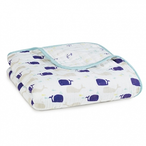 Deken High Seas Dream Blanket van Aden + Anais