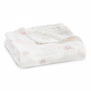Deken Featherlight Bamboo Dream Blanket van Aden + Anais