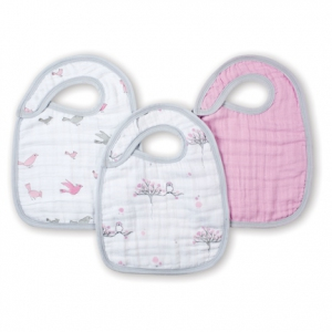 Snap Bibs 3pack For The Birds van Aden + Anais