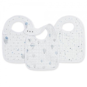 Snap Bibs 3pack Night Sky van Aden + Anais