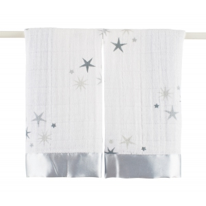 Twinkle Star Clusters Classic Security Blankets van Aden + Anais