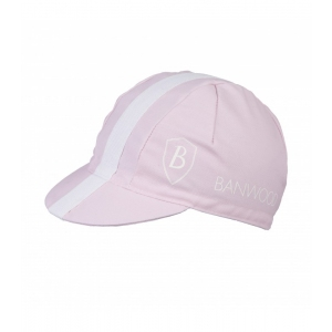 Pink Cycling Cap   van Banwood
