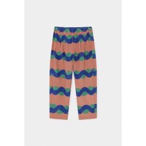 All Over Sea Baggy Trousers van Bobo Choses