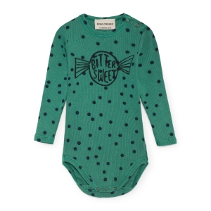 Bitter Sweet Long Sleeve Body van Bobo Choses