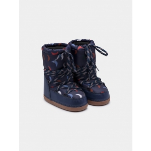 Blue Cosmo Boots van Bobo Choses
