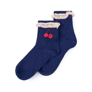Cherry Short Socks van Bobo Choses