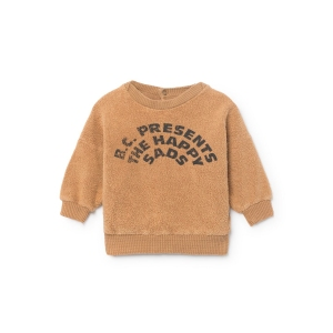 Sweatshirt Happy Sads Sheep Skin Fleece  van Bobo Choses