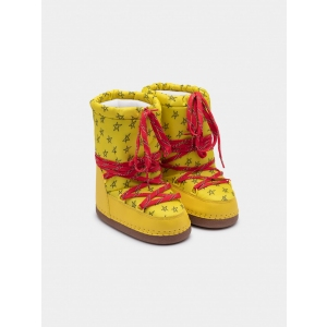 Yellow Cosmo Boots van Bobo Choses