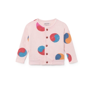 Yin Yang Buttons Sweatshirt van Bobo Choses