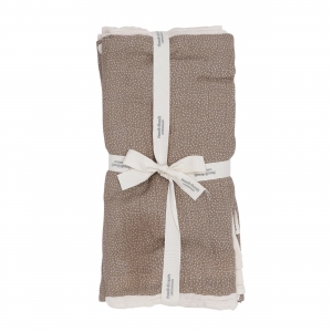 Muslin Cloth Almond Dots van Bonet Et Bonet