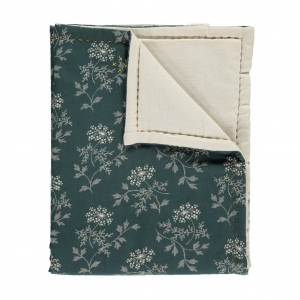 Moses Blanket Hanako Thunder Blue van Camomile London