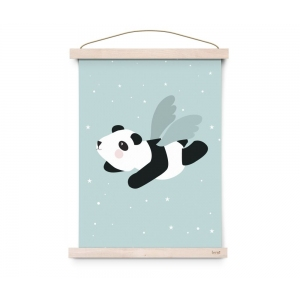 Flying Panda van Eef Lillemor