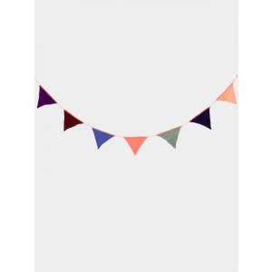 Happy Flags-Peach van Ferm Living