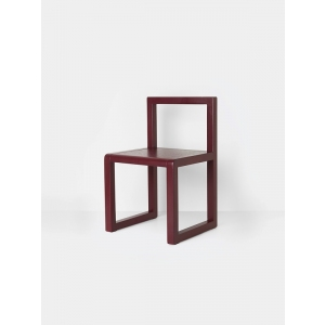 Little Architect Chair Bordeaux van Ferm Living