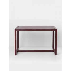 Little Architect Table Bordeaux van Ferm Living