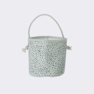 Mand Mint Dots Mini van Ferm Living