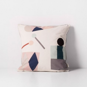 Party Cushion Off White van Ferm Living