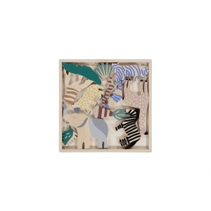 Safari Animal Box Set Of 12 van Ferm Living