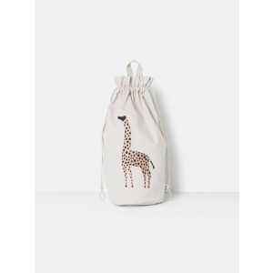 Safari Storage Basket Giraffe van Ferm Living