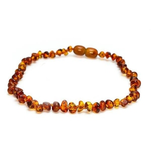 Amber Necklace Strength van Grech & Co.