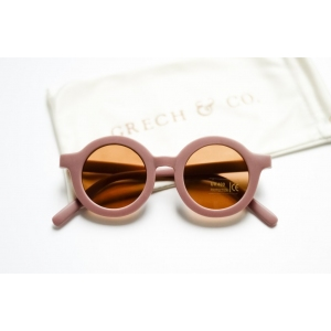 Sustainable Kids Sunglasses Burlwood van Grech & Co.
