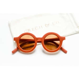 Sustainable Kids Sunglasses Rust van Grech & Co.