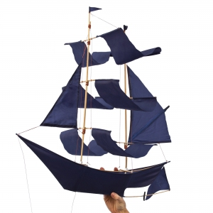 Sailing Ship Kit Indigo van Haptic Lab