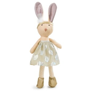Juliette Rabbit In Feest Outfit van Hazel Village