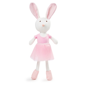 Penelope Rabbit In Ballet Outfit van Hazel Village