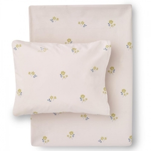 Flora Organic Cotton Bed Linen van Hibou Home