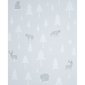 Into The Wild Arctic White van Hibou Home