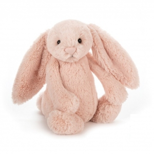 Bashful Blush Bunny Medium van Jellycat