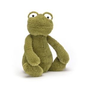 Bashful Frog Medium  van Jellycat
