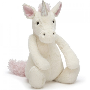 Bashful Unicorn Medium  van Jellycat