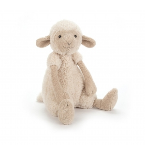 Woolly Sheep Medium van Jellycat