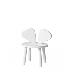 Stoel Mouse Chair White  van Nofred