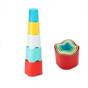 Stack & Fit Cups van Kid O