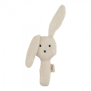 Activity Hand Rabbit Off White Melange van Konges Slojd