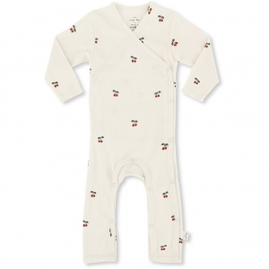 New Born Onesie Cherry van Konges Slojd